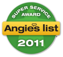 angie's list award 2011