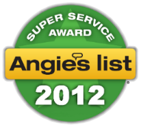 angie's list award 2012