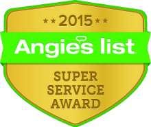 angie's list award 2014